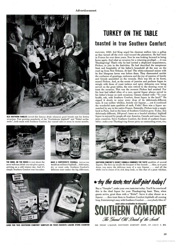 southern_comfort_advertisement_Life_1953